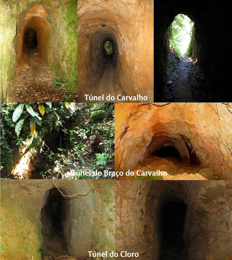 ['Os Túneis dos Mananciais da Serra]