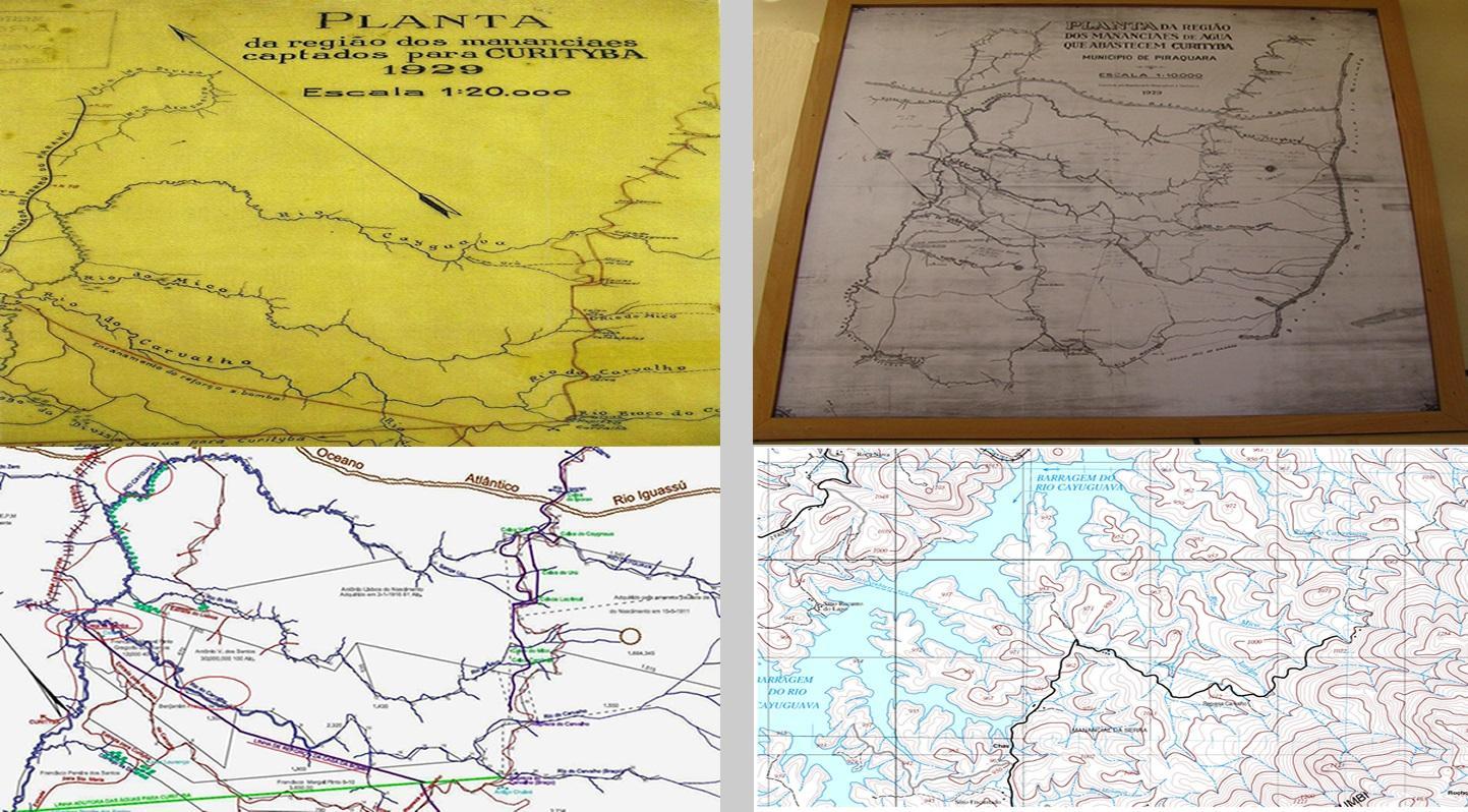 ['Os Mapas]